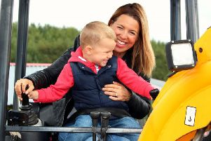 Diggerland Yorkshire is the favourite outdoor attraction