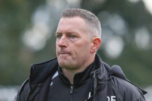 Frickley Athletic manager Dave Frecklington. Picture: Onion Bag Photos