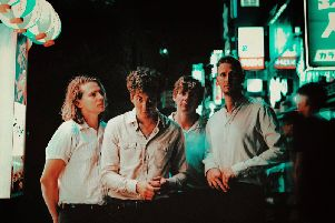 Circa Waves.Picture: Katy Cummings