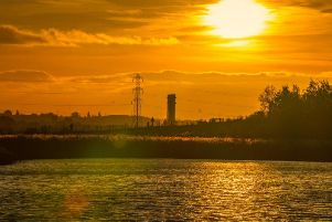 Enjoy the fresh air and scenery of the great British outdoors - try to take in sunrise, sunset or stargazing to make it even more romantic. Fairburn Ings