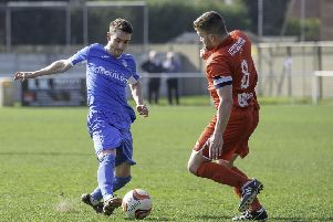 Nash Connolly, on target in Hemsworth MW's wins.