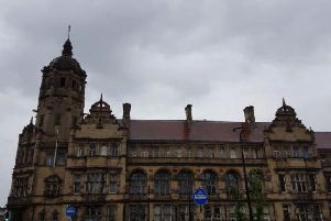 County Hall in Wakefield.