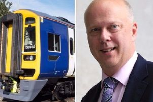 Keep us involved on trans-Pennine rail plans, council leaders urge Grayling