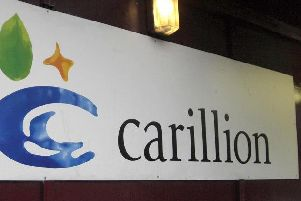 Unions are wanting answers after the collapse of Carillion.