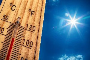 After basking in warm sunshine for the past week and a half,if the hot weather continues the nation is on course to beat the summer of 1976