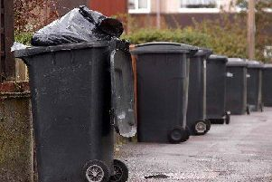 160 complaints were made about issues with household waste by residents in 2017/18.