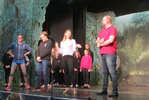 Robin Hood panto begins in Brighouse