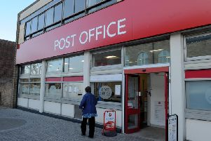 The Post Office in Ossett.