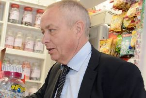 Bill Grimsey has led a review into the future of Britain's high streets