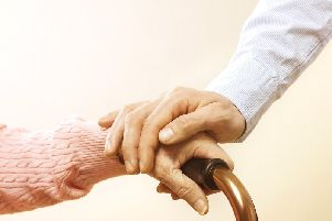 The care home has been given six months to make improvements.