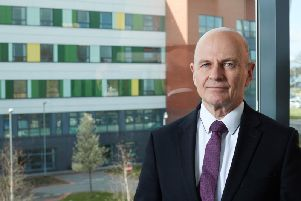 Mr Barkley has been the head of the trust for three years.