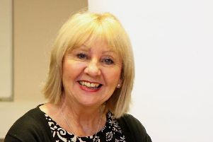 Councillor Pat Garbutt took on the role in 2008.