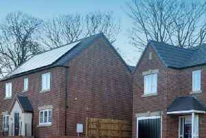 The local authority wants at least 30 per cent of all new homes built to be classed as affordable. Picture courtesy of Wakefield Council.
