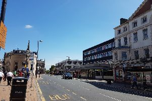 Wakefield Council is considering shutting Westgate to cars at certain times.