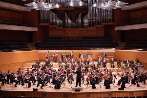 The Halle will play at Nottingham's Royal Concert Hall on December 17