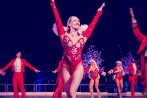 Enjoy The Magic Of Christmas at National Ice Centre in Nottingham