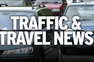 More than 20 roads have been closed in Nottinghamshire.