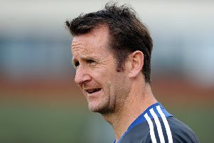 Former England bowling coach Kevin Shine, who has joined Nottinghamshire. (PHOTO BY: Chris Brunskill/Getty Images)