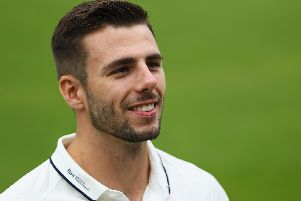 New Notts signing Tom Barber. Pic: Getty Images.