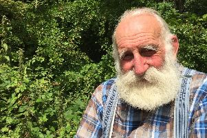 John Butler has become an unlikely YouTube star in his 80s.