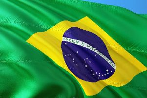 LETTER: Why are we sending money to Brazil?