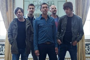 Yorkshire favourites Shed Seven are back with a new album and tour.