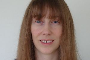 Natalie Stendall.''Film reviewer for Mansfield and Ashfield Chads