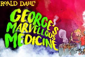 George's Marvellous Medicine at the Lyceum Theatre in Sheffield