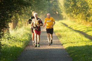 Exercise - could a parkrun be launched in town?