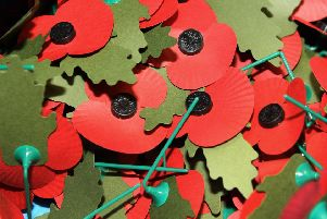Show your support for our war heroes and wear a poppy with pride