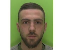 Emil Gruia was jailed for 12 years. Photo: Nottinghamshire Police.