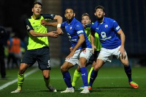 Chesterfield FC v Havant And Waterlooville FC