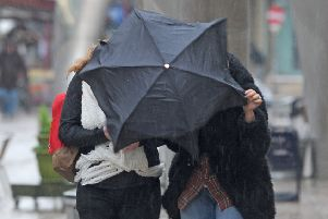 Danger to life warning as Storm Diana heads for the Midlands