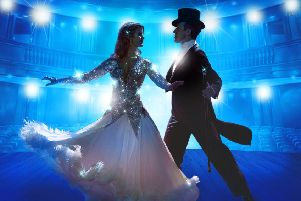 Strictly stars Anton and Erin will dance into Nottingham and Sheffield soon