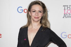 Georgie Morrell will host the special RNIB comedy workshop in March. Photo: Tristan Fewings/Getty Images
