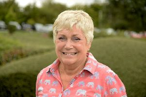 Sue Holmes, lead governor at Sherwood Forest Hospitals