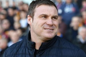 Stags boss David Flitcroft