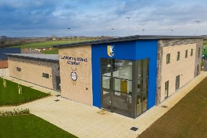 Mansfield Town and community groups delighted as £2.5m Pleasley football facility is finally completed