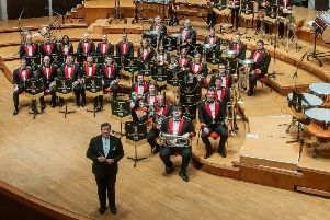 See brass legends Black Dyke at Mansfield Palace Theatre