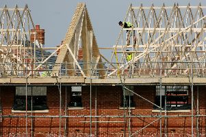 New home building is up in Mansfield but down in Ashfield