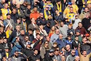 A day of pain for Stags' fans.