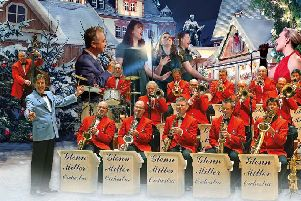 Get in the mood with world famous Glenn Miller Orchestra at Royal Concert Hall later this year