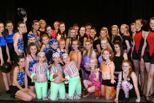 2008: Hucknalls Body Beatz are pictured here rehearsing for their annual show Its Our Time To Shine at The John Godber Centre. Are you on this picture?