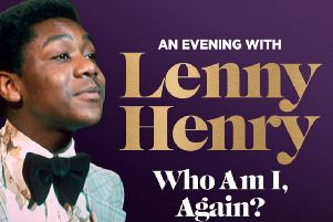 Tickets now on sale to see Sir Lenny Henry at Nottingham Royal Concert Hall