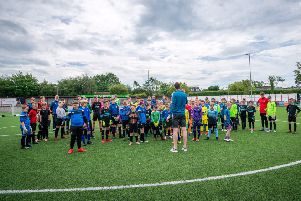 Former Notts County keeper Adam Collins' goalie academy on the rise