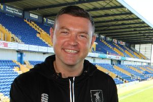 Can Mansfield Town land new striker in time for Portugal trip?