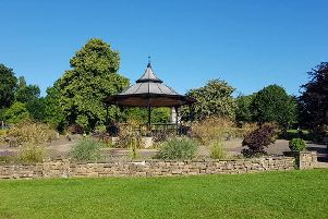 Mansfield's Carr Bank Park.
