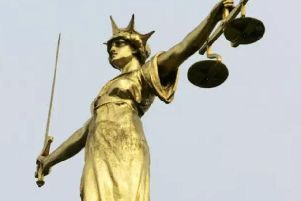 A stalker has been given a 12-week suspended prison sentence and a restraining order.