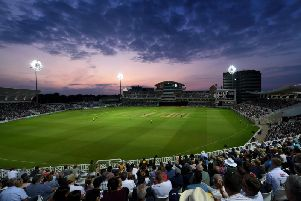 Notts are hoping Trent Bridge will be full again.