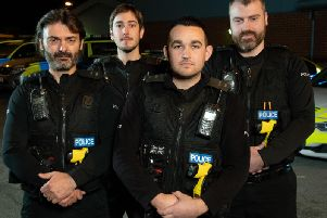 Traffic Cops is on Channel 5 at 5pm on Mondays.